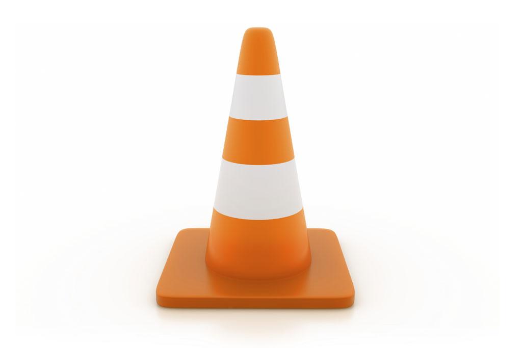 14.a-Barricade-Cone