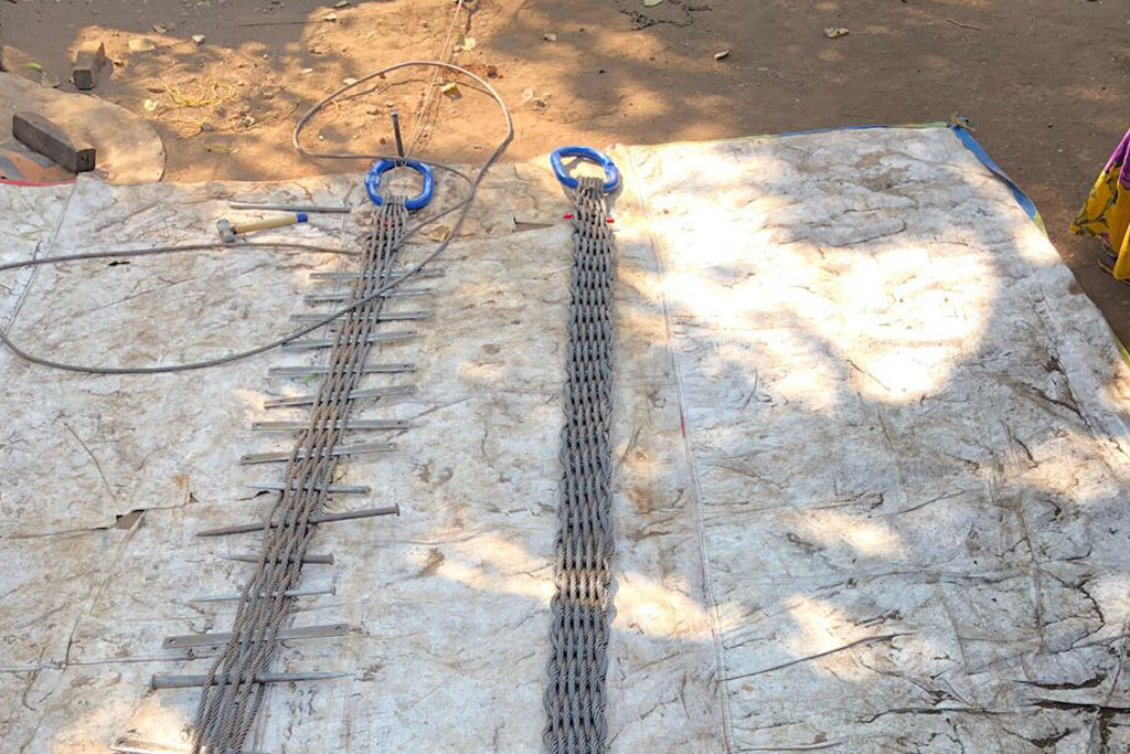 20.c.i.a-Flat-Woven-Wire-Rope-Sling